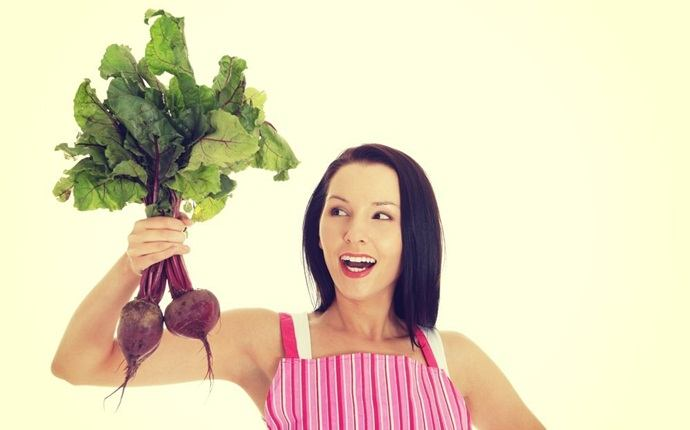 benefits of beetroots - provide energy