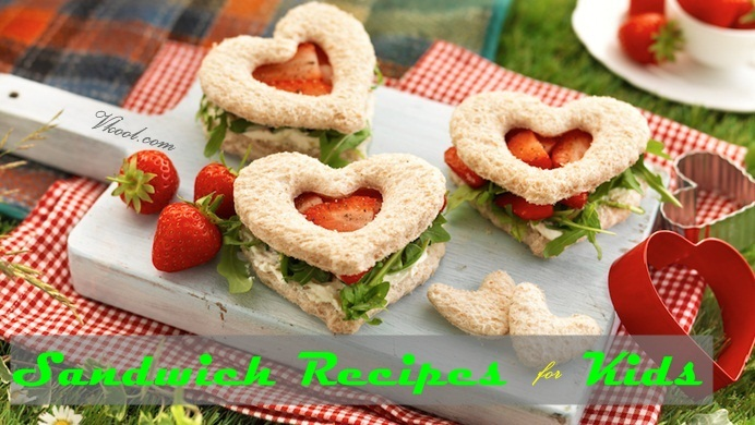 33 Healthy sandwich recipes for kids