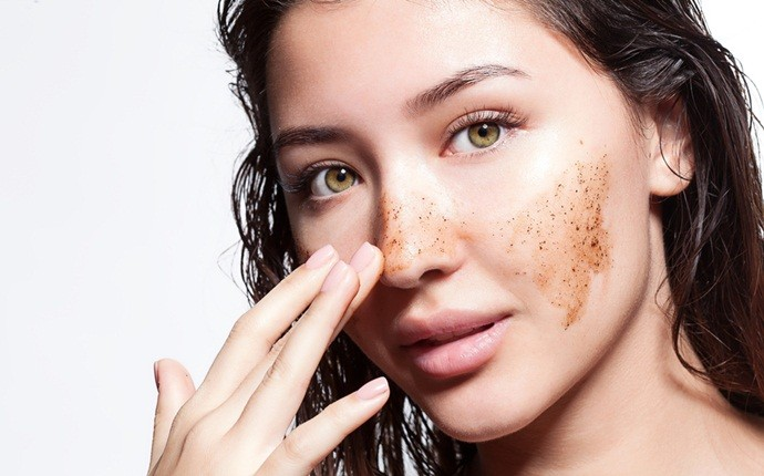 how to exfoliate face - a coffee scrub for revitalizing your face