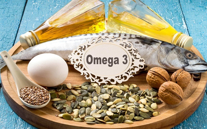 how to strengthen nervous system - add omega-3 fatty acids