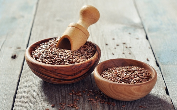 foods that detox your body - flaxseeds