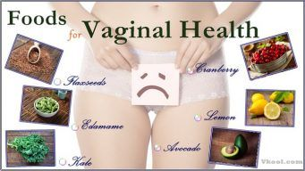 good foods for vaginal health