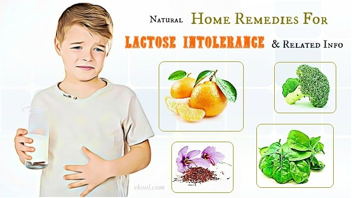 home remedies for lactose intolerance pain