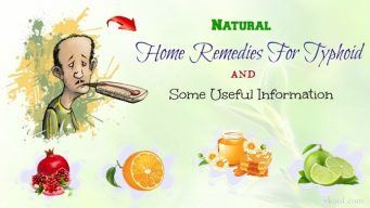 home remedies for typhoid fever