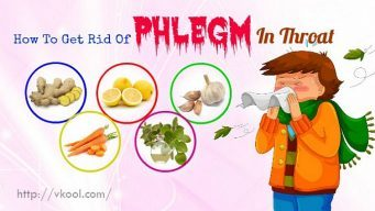 how to get rid of phlegm in throat fast