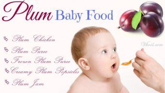plum baby food recipes