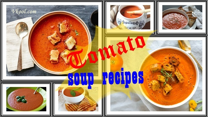 homemade tomato soup recipes