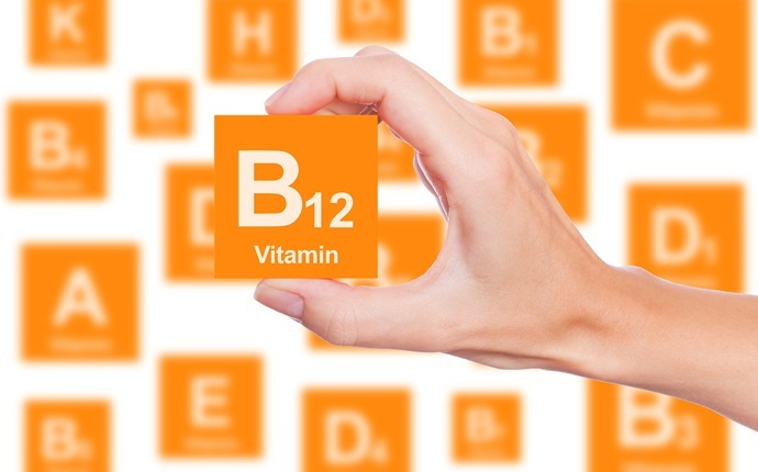 vitamins for dark circles - vitamin b12