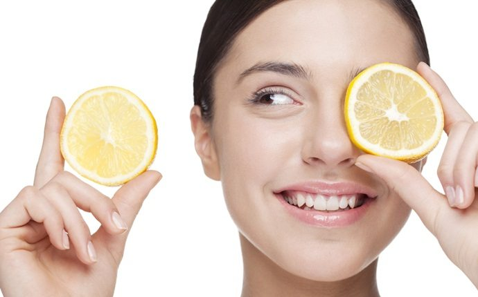 vitamins for dark circles - vitamin c