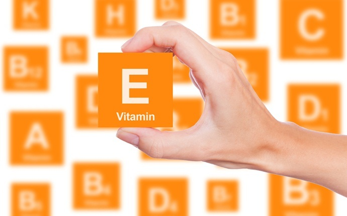vitamins for dark circles - vitamin e