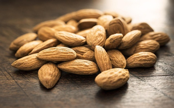 home remedies for melasma - almonds