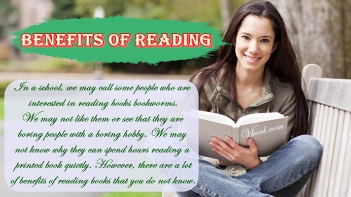 Benefits Of Reading Books Regularly