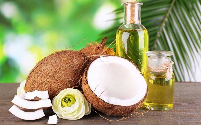 home remedies for nail fungus - coconut oil