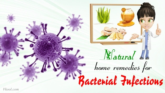 home remedies for bacterial infection on skin