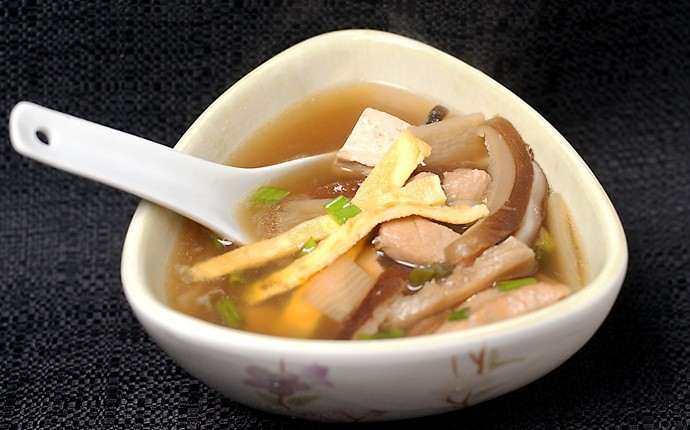 home remedies for wheezing - hot soups