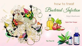 how to treat bacterial infection naturally