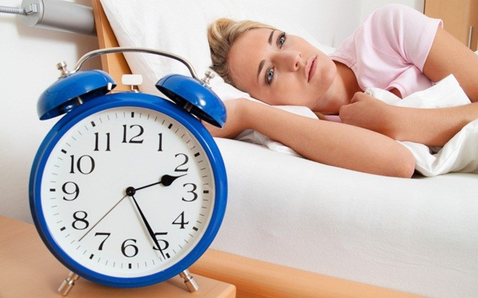 causes of sleep deprivation - insomnia