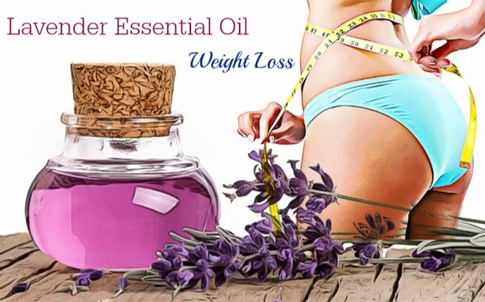 essential oils for weight loss - lavender essential oil