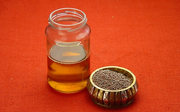 home remedies for sore gums - mustard oil