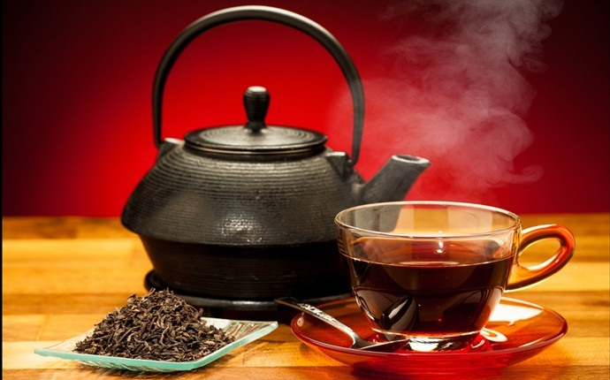 burning mouth syndrome home remedies - black tea