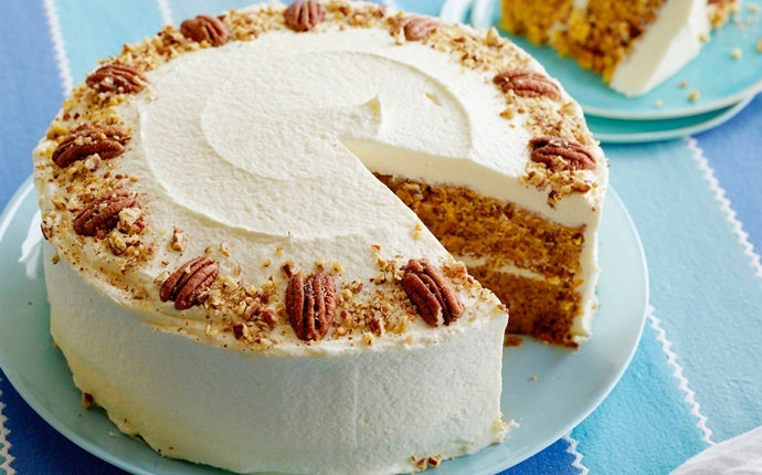 healthy carrot recipes - fragrant and healthy carrot cake