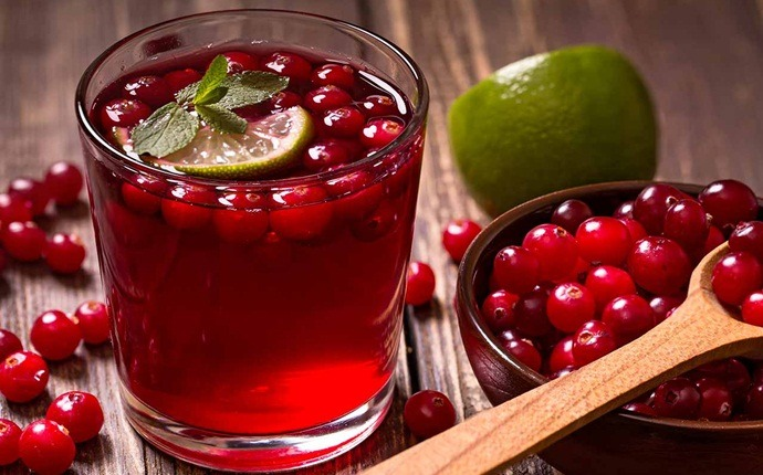 home remedies for gastroparesis - ginger ale & cranberry juice