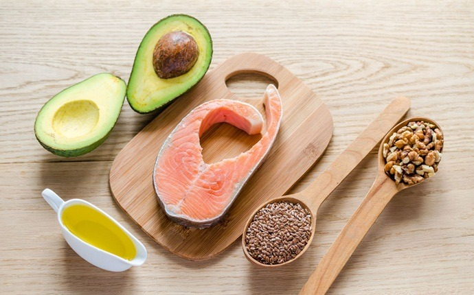 how to increase muscle strength - healthy fats