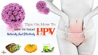 how to treat hpv naturally