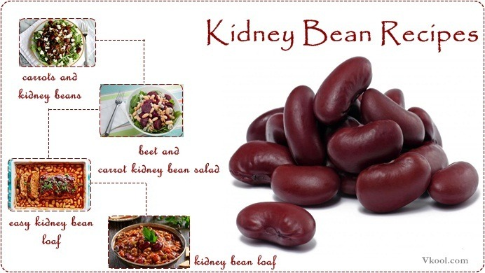 healthy kidney bean recipes