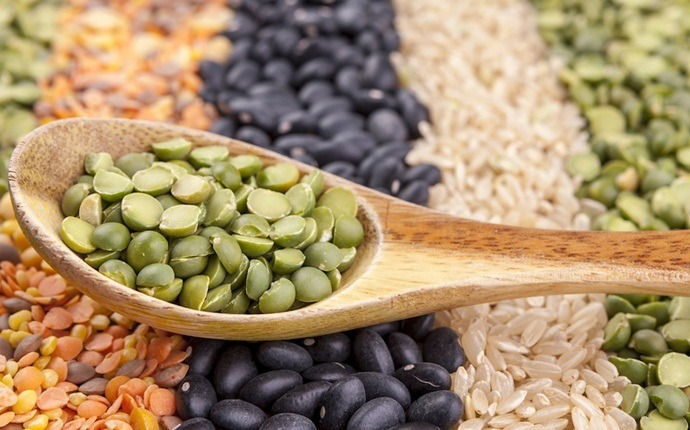 how to increase muscle strength - legumes