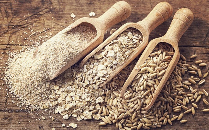 how to increase muscle strength - oats