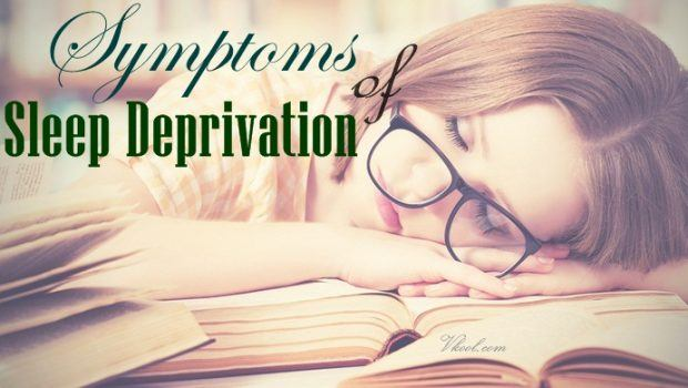 symptoms of sleep deprivation