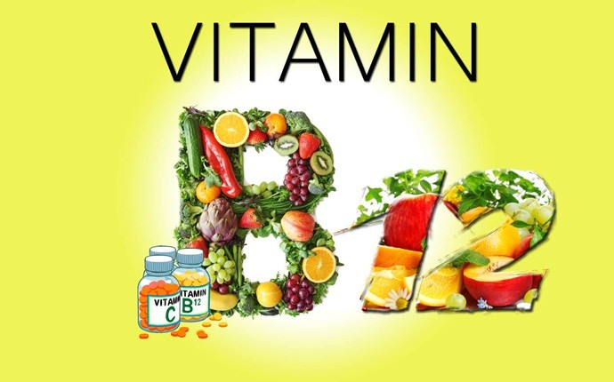 vitamins for oily skin - vitamin b12