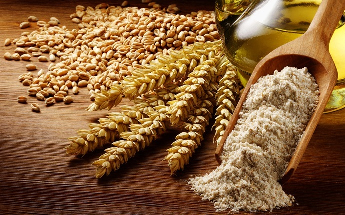 how to increase muscle strength - whole grains