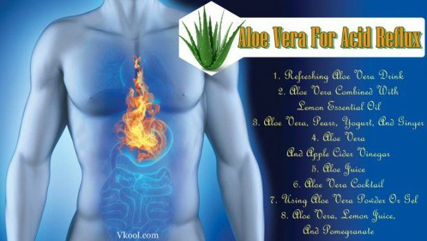 how to use aloe vera for acid reflux