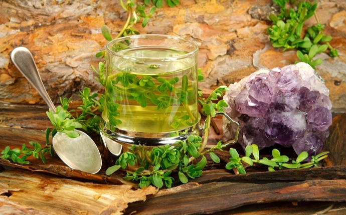 homemade hair oil -brahmi hair oil