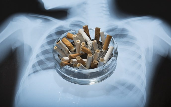 reasons to quit smoking - cause respiratory problems
