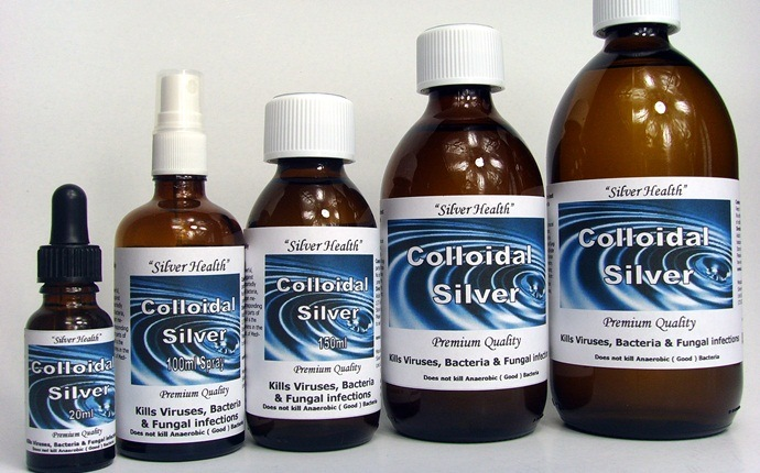 how to get rid of white tongue - colloidal silver