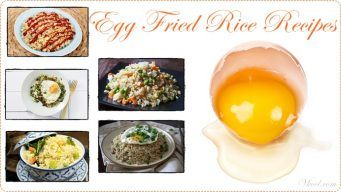 egg fried rice recipes