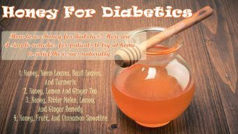honey for diabetics