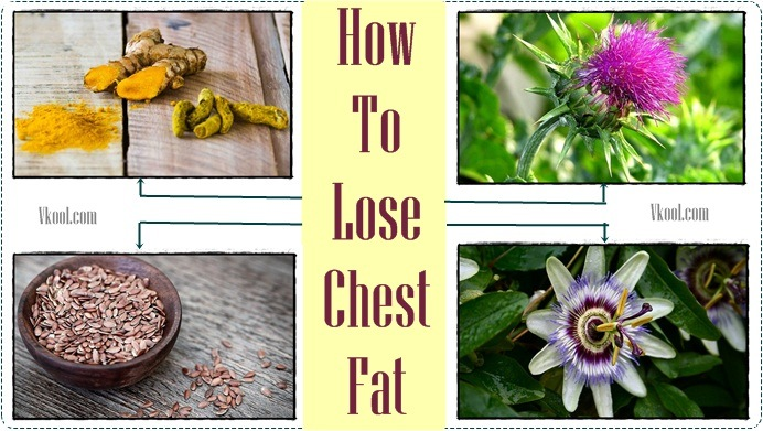 5 Ways On How To Lose Chest Fat Fast