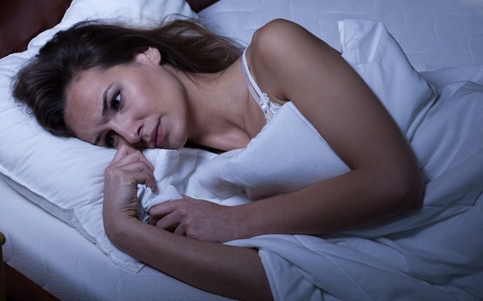 symptoms of magnesium deficiency - insomnia