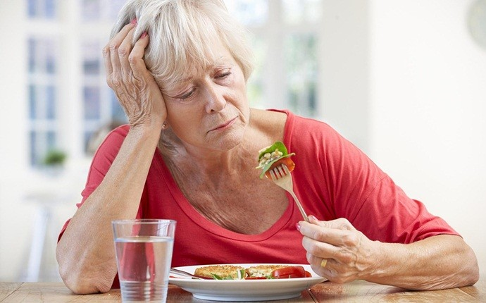 symptoms of magnesium deficiency - loss of appetite