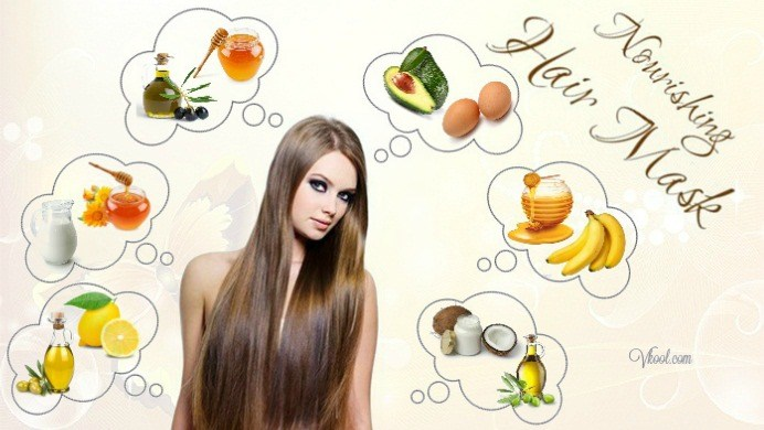 12 Natural Homemade Nourishing Hair Mask Recipes