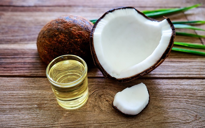 how to get rid of white tongue - oil pulling