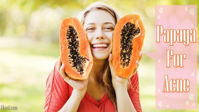 12 Natural Tips On How To Use Papaya For Acne Treatment