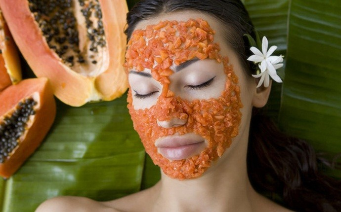 papaya for acne - papaya seeds paste