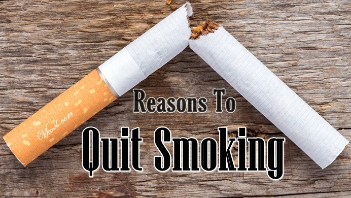Top 10 Reasons To Quit Smoking Cigarettes