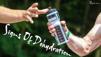early signs of dehydration