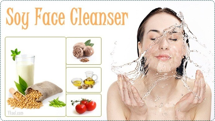 5 Soy Face Cleanser Recipes At Home